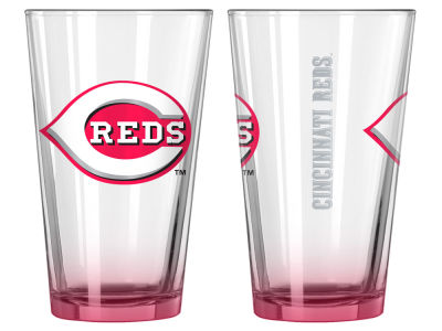Cincinnati Reds 2-pack Elite Glass Pint Set