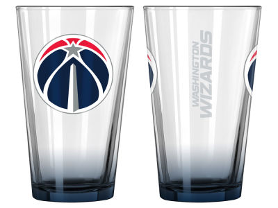 Washington Wizards 2-pack Elite Glass Pint Set