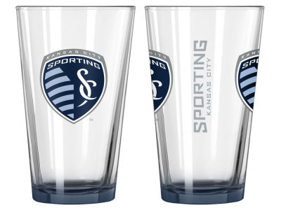 Sporting Kansas City 2-pack Elite Glass Pint Set
