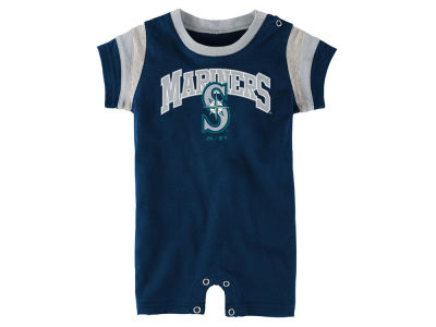 Seattle Mariners MLB Infant Batter Romper