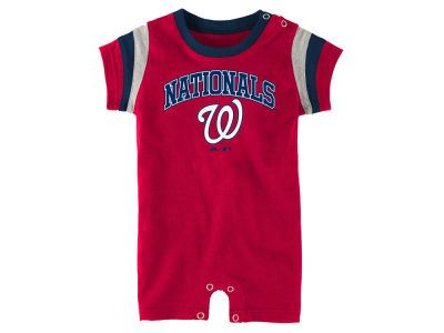 Washington Nationals MLB Infant Batter Romper