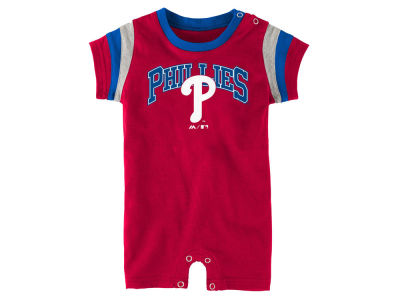 Philadelphia Phillies MLB Infant Batter Romper