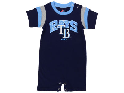 Tampa Bay Rays MLB Infant Batter Romper