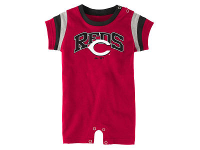 Cincinnati Reds MLB Infant Batter Romper