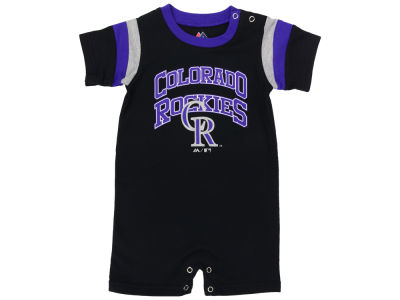 Colorado Rockies MLB Infant Batter Romper