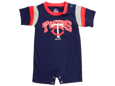 Minnesota Twins MLB Infant Batter Romper