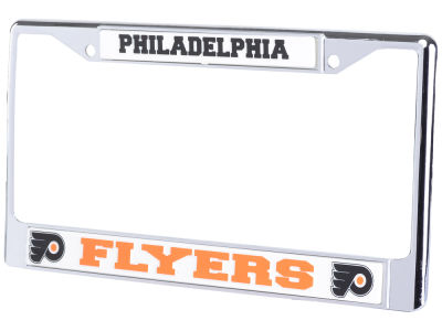 Philadelphia Flyers Chrome Frame