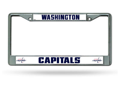 Washington Capitals Chrome Frame