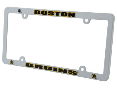 Boston Bruins Plastic Frame