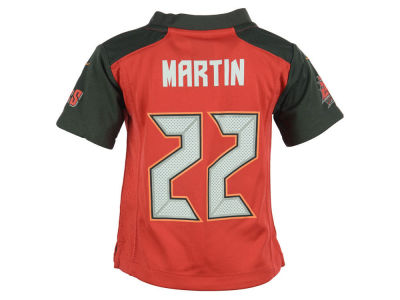 Tampa Bay Buccaneers Doug Martin Nike NFL Infant Game Jersey