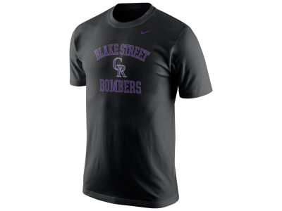 Colorado Rockies Nike MLB Men's Local Phrase T-Shirt