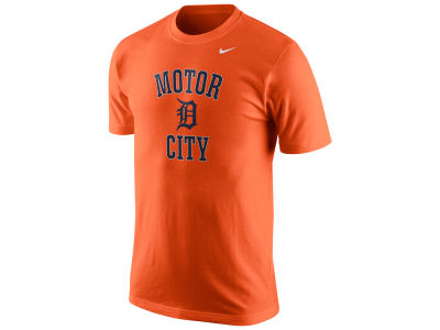 Detroit Tigers Nike MLB Men's Local Phrase T-Shirt