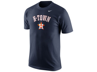 Houston Astros Nike MLB Men's Local Phrase T-Shirt