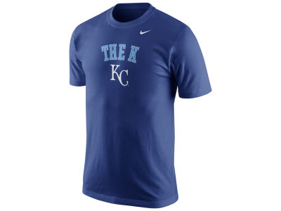 Kansas City Royals Nike MLB Men's Local Phrase T-Shirt