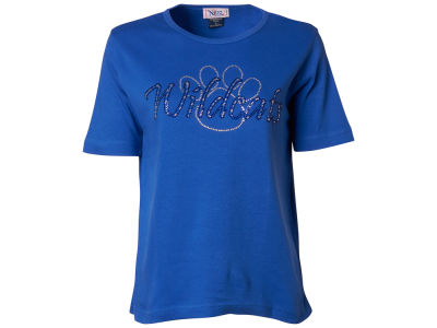 Kentucky Wildcats NCAA Women's Missy Crew T-Shirt