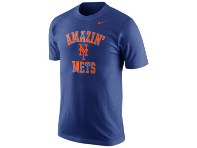 New York Mets Nike MLB Men's Local Phrase T-Shirt