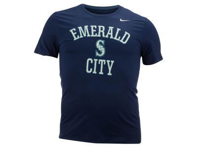 Seattle Mariners Nike MLB Men's Local Phrase T-Shirt
