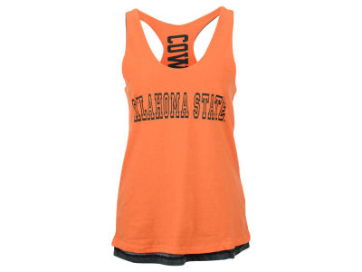 Oklahoma State Cowboys NCAA Women's Duo Reversible Tank