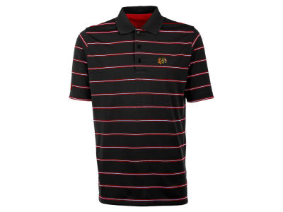 Chicago Blackhawks NHL Men's Deluxe Polo Shirt