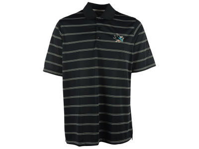 San Jose Sharks NHL Men's Deluxe Polo Shirt