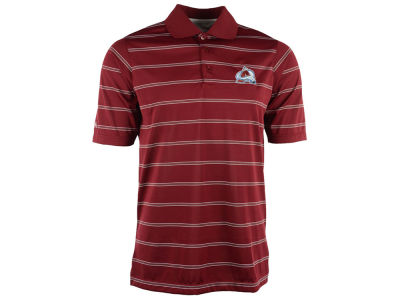 Colorado Avalanche NHL Men's Deluxe Polo Shirt