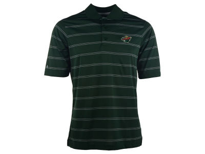 Minnesota Wild NHL Men's Deluxe Polo Shirt