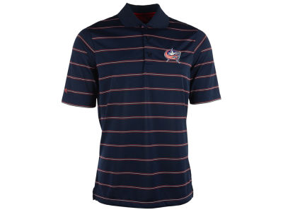Columbus Blue Jackets NHL Men's Deluxe Polo Shirt