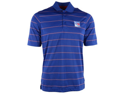 New York Rangers NHL Men's Deluxe Polo Shirt