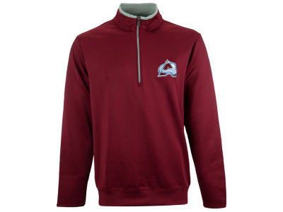 Colorado Avalanche NHL Leader Quarter Zip Pullover