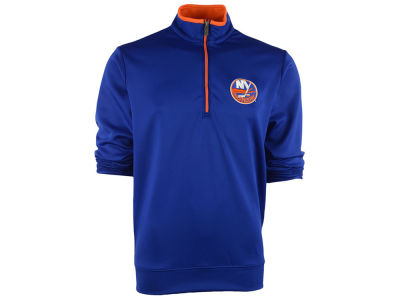 New York Islanders NHL Leader Quarter Zip Pullover