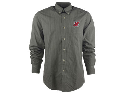 New Jersey Devils NHL Focus Long Sleeve Woven Shirt