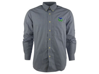 Hartford Whalers NHL Focus Long Sleeve Woven Shirt