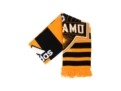 Houston Dynamo Jacquard Scarf Stripe