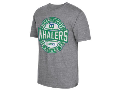 Hartford Whalers Reebok NHL Men's Game Tested T-Shirt