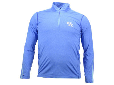 Kentucky Wildcats NCAA Men's Asset 1/4 Zip Pullover Shirt