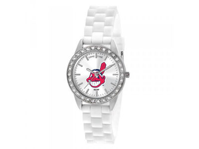 Cleveland Indians Womens Frost Watch