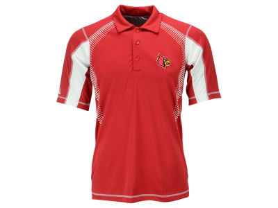 Louisville Cardinals NCAA Men's Gauge Polo Shirt