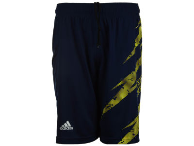 Michigan Wolverines adidas NCAA Men's Wavespeed Shorts