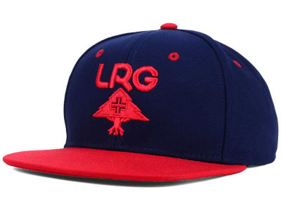 LRG Group Snapback Hat