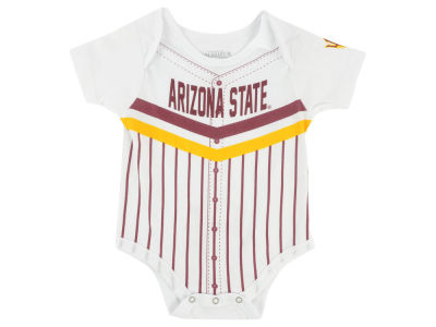 Arizona State Sun Devils NCAA Newborn Curve Ball Creeper