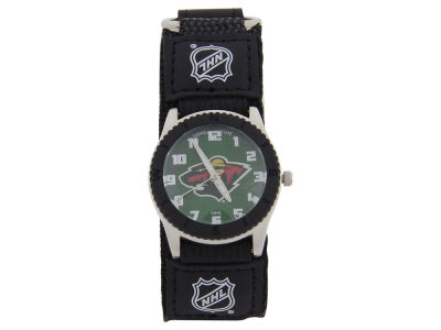 Minnesota Wild Rookie Kids Watch Black