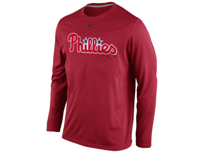 Philadelphia Phillies Nike MLB Men's Legend Long Sleeve T-Shirt