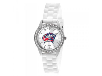 Columbus Blue Jackets Womens Frost Watch