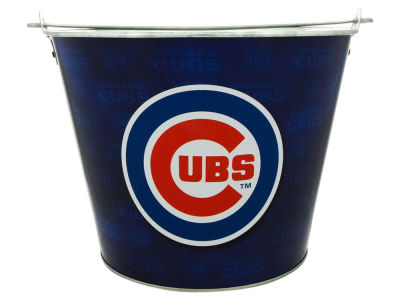 Chicago Cubs 5 qt Full Wrap Bucket