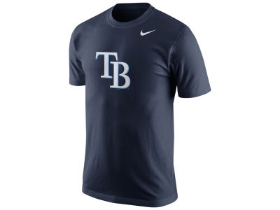 Tampa Bay Rays Nike MLB Men's Logo T-Shirt