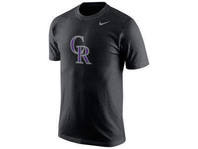 Colorado Rockies Nike MLB Men's Logo T-Shirt