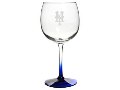 New York Mets 20oz Balloon Wine Glass
