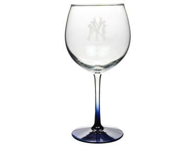 New York Yankees 20oz Balloon Wine Glass