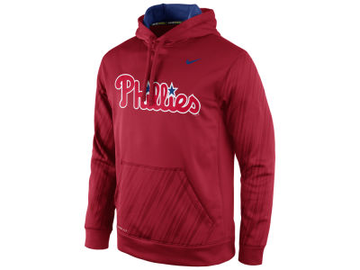 Philadelphia Phillies Nike MLB Men's Speed KO Hoodie