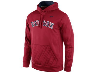 Boston Red Sox Nike MLB Men's Speed KO Hoodie